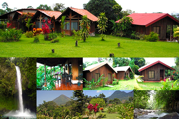 Accommodation La Fortuna Costa Rica