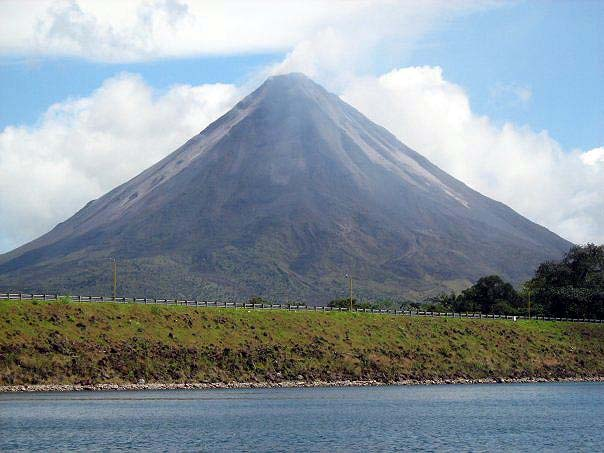 Arenal Volcano, Lake Arenal Costa Rica