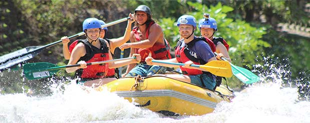 Adventures Tours Fortuna Costa Rica