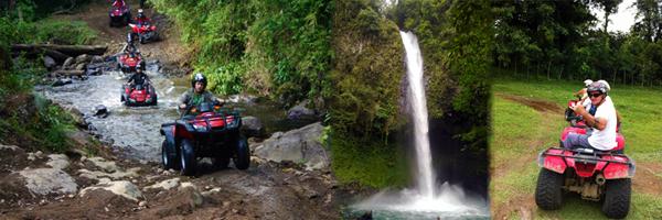 ATV Tours La Fortuna Costa Rica