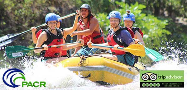White Water Rafting Tours Costa Rica