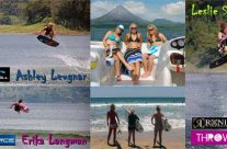 More Pro Wakeboarders Shred Lake Arenal Costa Rica