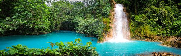 Rio-Celeste, Costa Rica