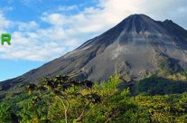 Hiking Arenal Volcano, Rio Celeste and Beyond…