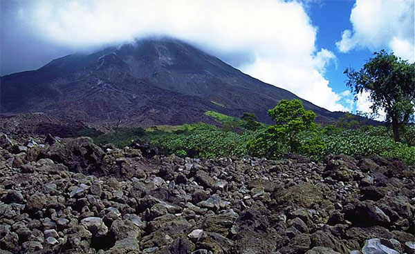 Hiking Tours to the 1993 Lava Field, Arenal Volcano