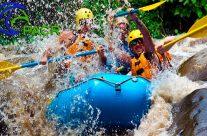 Costa Rica's Finest White Water Rafting Adventure