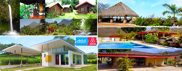 Lodging and Accommodation Costa Rica